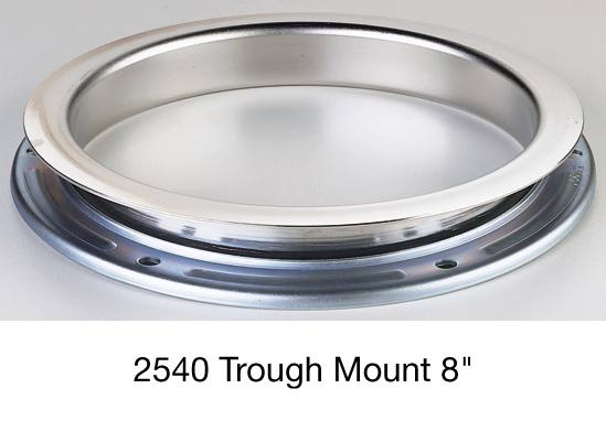 Waste King Accessories Commercial - Waste King Trough Mount Kit 2540
