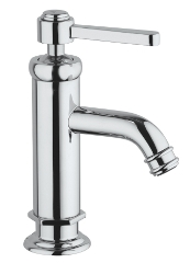 LaToscana by Paini Bathroom Faucets - Firenze - 88CR211 Single Handle Lavatory Faucet - Brushed Nickel