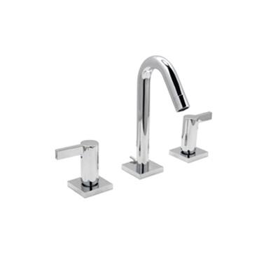 Huntington Brass Bathroom Faucets Decor Series - Emory WS- 90451-01 Chrome