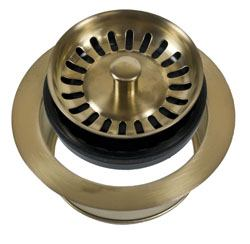 "Elite Bath - Kitchen Sink Drains - EL200 3.5"" Waste Disposer Drain"