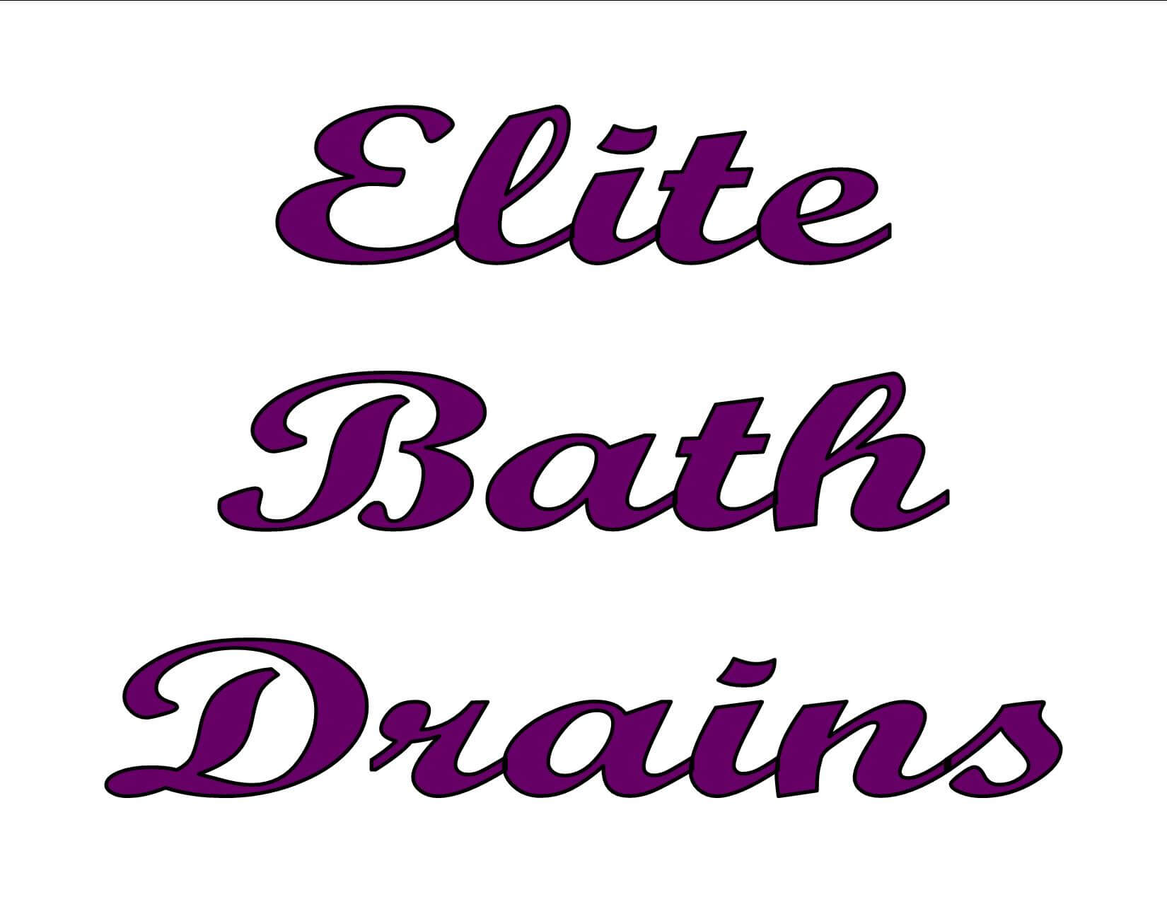 "Elite Bath Drains - Bathroom - 1.5"" Bathroom Sink Drains"