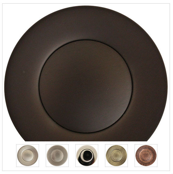 Linkasink Drain - Bathroom D006 1.5 inch Pop Up Sink Drain - 6 Finishes