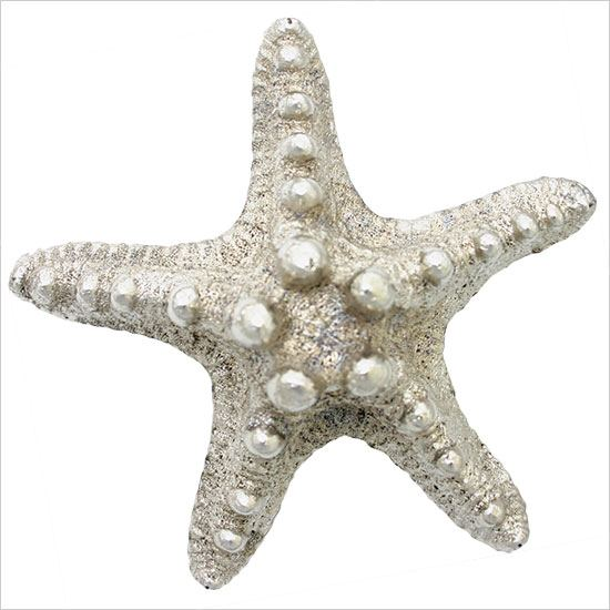Linkasink Drain - Bathroom D122 Metal Starfish Decorative Bathroom Sink Drains