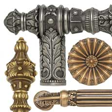 Edgar Berebi - Decorative Hardware Collection - Nantucket