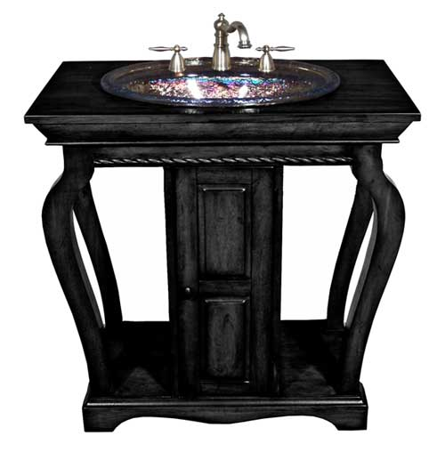 JSG Oceana Sink Vanity & Top - Vineta Vanity & Undermount Top - VIN-VAN-XXX
