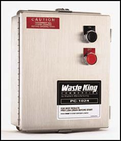 Waste King Deluxe Electrical Control Panel Box - PC1024