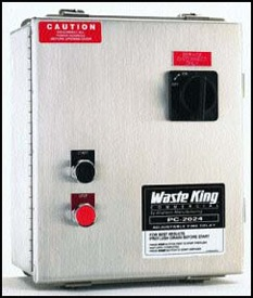Waste King Deluxe Electrical Control Panel Box - PC2024