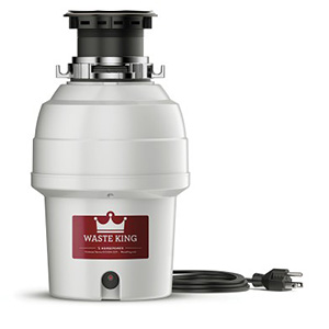 Waste King Garbage Disposal - 3200 .75 HP Legend Series Garbage Disposer