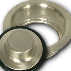 Waste King Accessories - 4T-213K Trim to the Trade - Waste King EZ Mount Disposal Flange (4 finishes available)