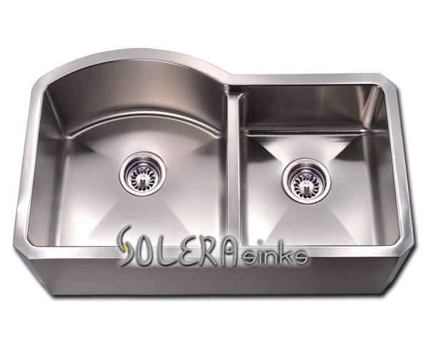 Solera Kitchen Sinks - Stainless Steel Sinks