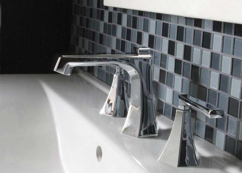 Huntington Brass Bathroom Faucets - Platinum - McMillan