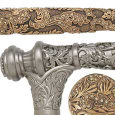 Edgar Berebi - Decorative Hardware Collection - Glendale Court