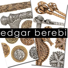 Edgar Berebi - Decorative Hardware Collection Gallery