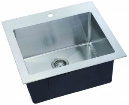 Lenova Utility Sinks - SS-LA-01 Laundry Sink - Stainless Steel