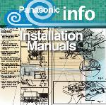 Panasonic Bathroom Fans Installation Manuals