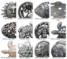 Linkasink Drains - Decorative Drains Gallery