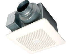 "Panasonic Fans - WhisperSense® DC - FV-0511VQC1 - Precision Spot Bathroom Ventilation Fan Smart Sensing - 50-80-110 CFM - 4"" or 6"" Inch Duct"