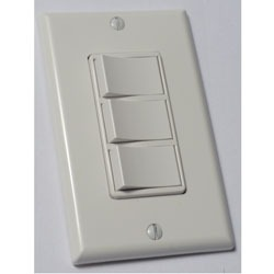 Panasonic Fans - FV-WCSW41-W WhisperControl Switch - White