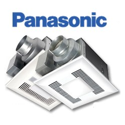 Panasonic Bathroom Fans