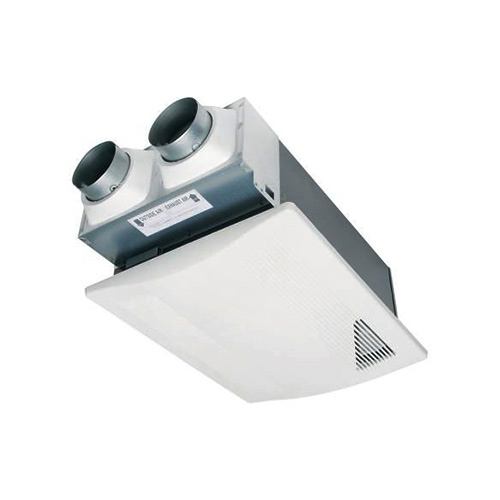 Panasonic FV-04VE1 WhisperComfort Spot ERV Ceiling Insert Ventilator - 40-20 or 20-10 CFM - 0.8 Sones - 2 x 4 Inch Ducts