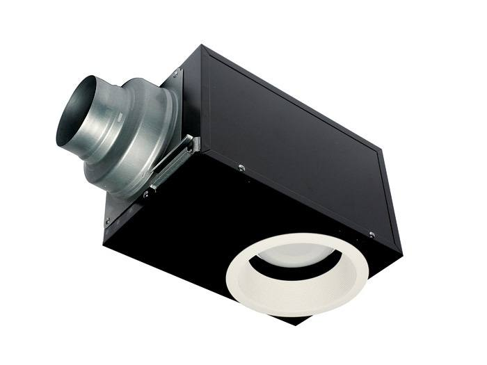 Panasonic Fans - WhisperRecessed LED - Design Solution for Fan/Light Combinations, 80 CFM | FV-08VRE2
