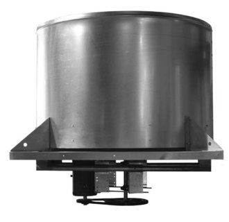 S&P Soler & Palau Commercial - Propeller Roof Ventilators