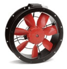 S&P Soler & Palau Commercial - Wall Axial Fans - WA & DA Series
