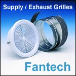 Fantech - Supply / Exhaust Grilles