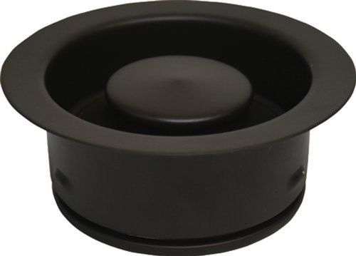 3156 - 3 Bolt Deco Flange : Oil Rubbed Bronze