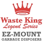 Waste King Legend - EZ Mount