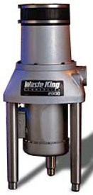 Waste King Commercial Garbage Disposal 2000-3 - 2 HP 3 Phase