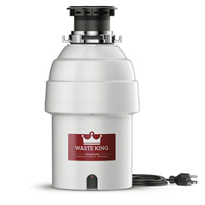 Waste King Garbage Disposal - 8000 1 HP Legend Series Garbage Disposer